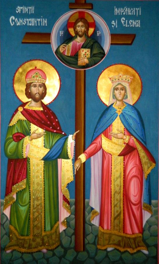 sfintii imparati Constantin si Elena.jpg